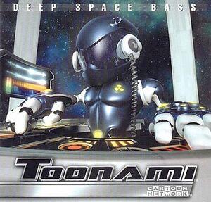 Toonami - Toonami- Deep Space Bass - Front