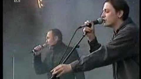 Joachim Witt und Heppner live