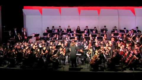 Symphony Orchestra plays a Harry Potter medley-0