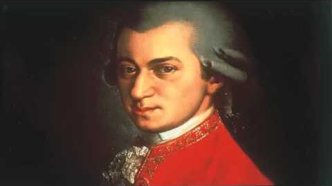 Música Clásica Mozart Sinfonía n º 40 en sol menor, K 550 I Allegro Molto