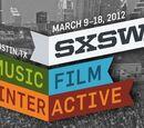 SXSW - 2012