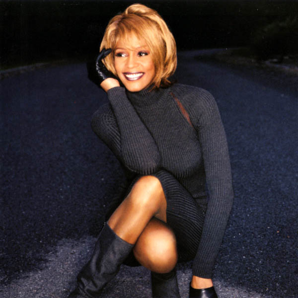 My love is your love by whitney houston on spotify.
