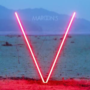 Maroon 5 - V (Official Album Cover)