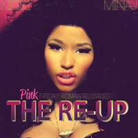 Pink Friday Roman Reloaded The Re-Up album