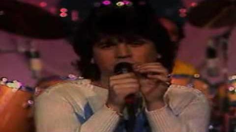 Daniel Balavoine - Mon fils ma bataille (live)