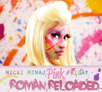 Pink Friday Roman Reloaded album