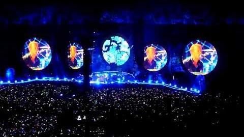 Coldplay @ Paris, Stade de France 2012 (Full Concert)