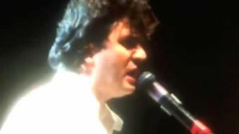DANIEL BALAVOINE - vendeurs de larmes Palais des Sports 1984