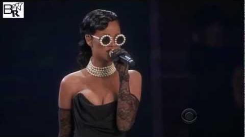 Rihanna - Diamonds (Live at Victoria's Secret Fashion Show 2012)
