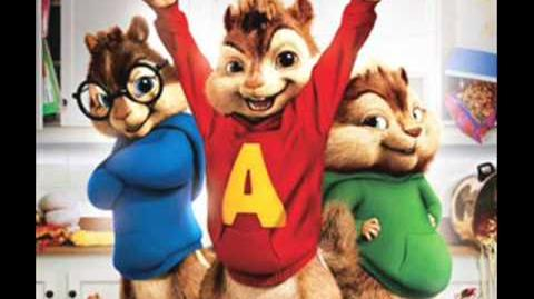 One Direction - Live While We're Young - Chipmunk Version Chipmunks