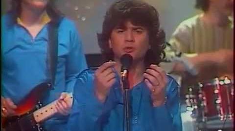Daniel Balavoine - Vivre ou Survivre - Live Champs Elysées 1982