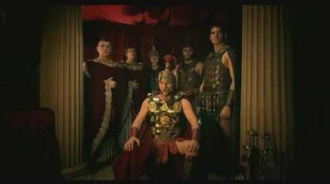 Cléopâtre - L' accord