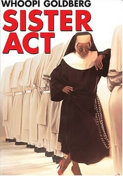 Sister Act couverture
