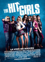 The Hit Girls couverture