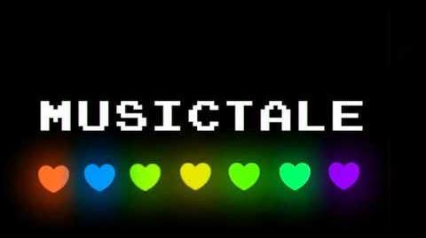 "Musictale OST - ""Skyborn Rocking"" (Endigo's Pacifist Geno Theme)"