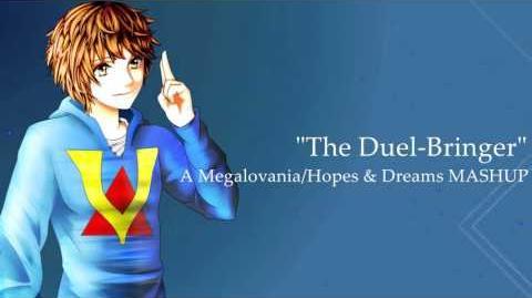 Hopes & Dreams MASHUP) -Venturian's Pacifist Theme-