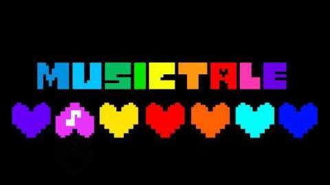 -DnB- -Musictale AU- High Lighted