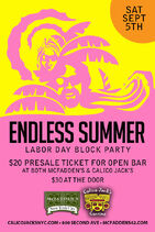 Endless Summer Bash
