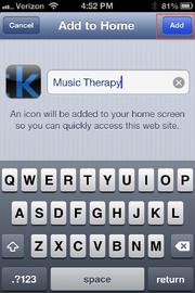Shortcut Apple 3