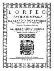 220px-Frontispiece of L'Orfeo