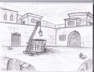 Beersheba Courtyard