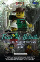 Johnny Thunder and the Trail of Botnik Poster