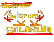 Solarum Logo Designs