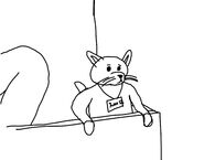 Juror Cat Concept