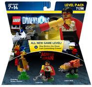 April Fools 2017 Legoman Level Pack
