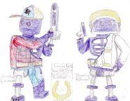 Stromling Lumberjack and Astronaut