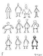 Character Construction