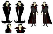 Dracula CharacterSheet