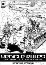 Mutants & Machineguns Vehicle Rules cover