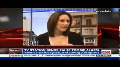 Montana TV Station Warns of 'Zombie Apocalypse'