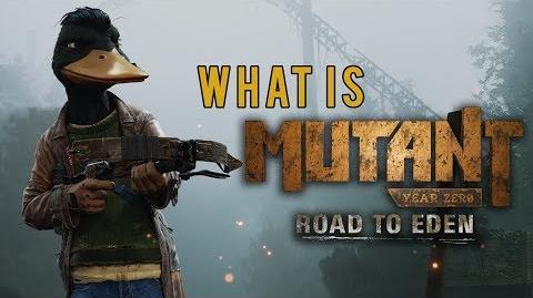 What is Mutant Year Zero Road to Eden?