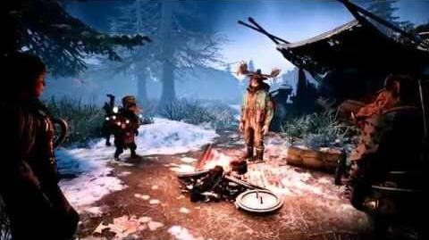 Mutant Year Zero Seed of Evil - Expansion Trailer E3 2019 (PC PS4 Nintendo Switch)