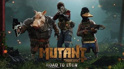 Mutant Year Zero Road to Eden - Cinematic Reveal Trailer