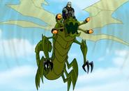 Mutant Lepidopterran 6
