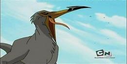 Mutant seagull