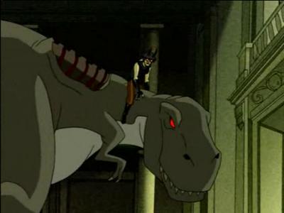 MutantTyrannosaurus