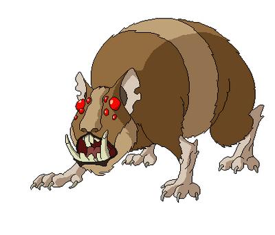 Hamster mutante
