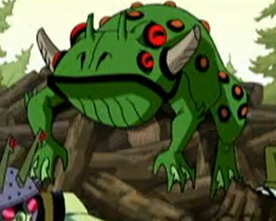 Mutant frog omniverse