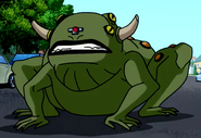 UA mutantfrog