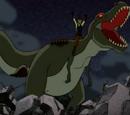 Mutant Tyrannosaurus