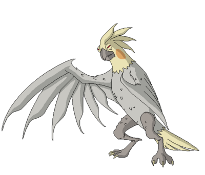 Dr animo s mutant parrot by armodrillofan123-d39yvvy