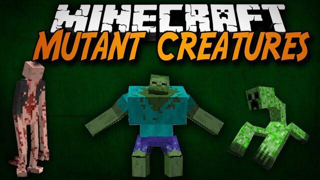 File:Mutant Creatures Mod 1.7.10,1.6.2.jpg