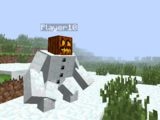 Mutant Snow Golem
