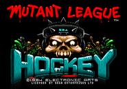 Mutan League Hockey SS 1