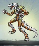 SilverReptoid
