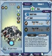 Silver-cerberus